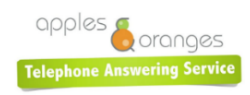 Apples and Oranges Phone Answering Service
